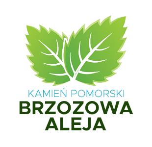 Brzozowa Aleja – Kamień Pomorski Logo